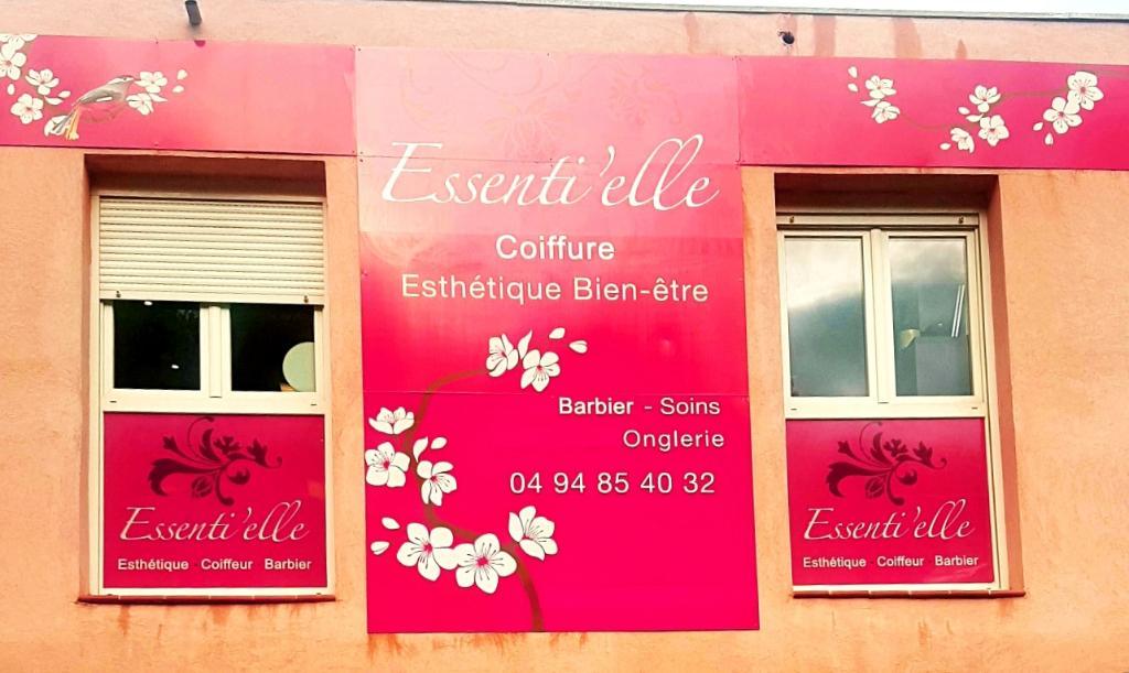 Essenti Elle Coiffeur 983 Voie Pompidou 83300 Draguignan