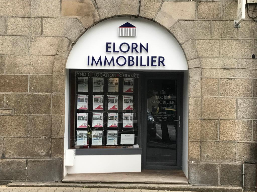 Elorn immobilier agence immobili re 36 place de gaulle for Agence immobiliere 57
