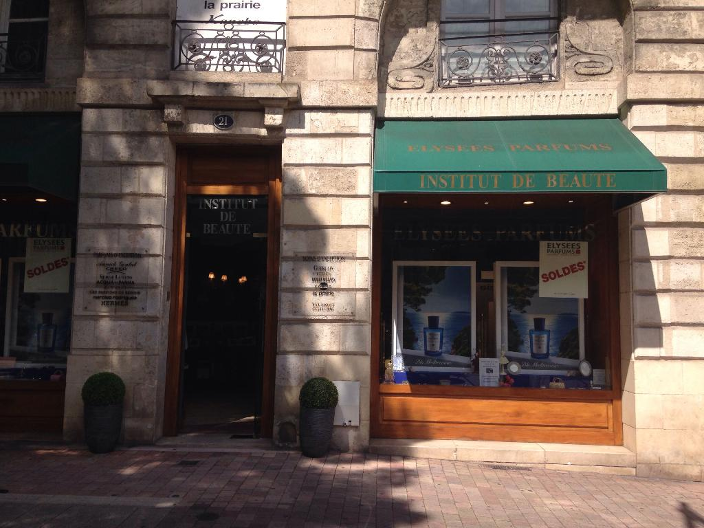 Elysées Parfums Bordeaux Adresse Horaires