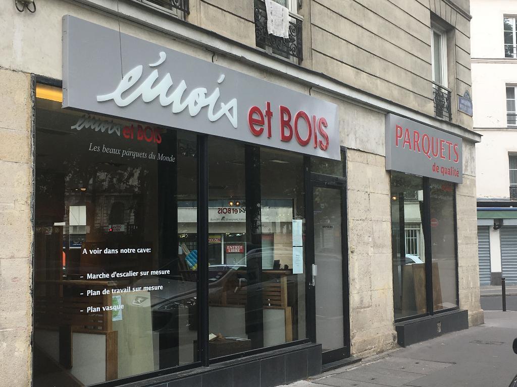 Emois Et Bois emois et bois - fabrication de parquets, 31 boulevard richard lenoir