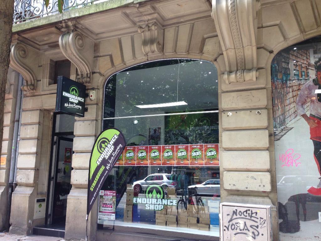 endurance shop strasbourg magasin de sport 16 avenue marseillaise 67000 strasbourg adresse. Black Bedroom Furniture Sets. Home Design Ideas