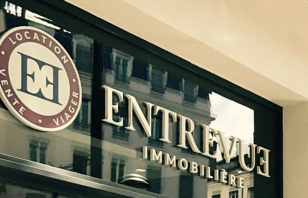 Entrevue immobili re agence immobili re 23 boulevard for Agence immobiliere 69006