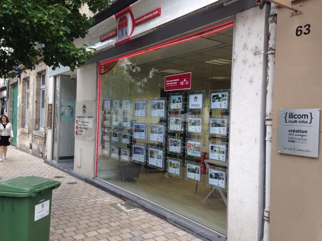 Era orl ans bannier agence immobili re 61 rue bannier for Agence immobiliere era