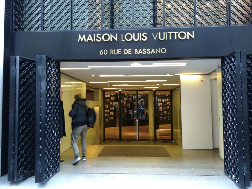 Espace culturel louis vuitton association culturelle 60 rue bassano 75008 paris adresse - Bureau de change champs elysees horaires ...