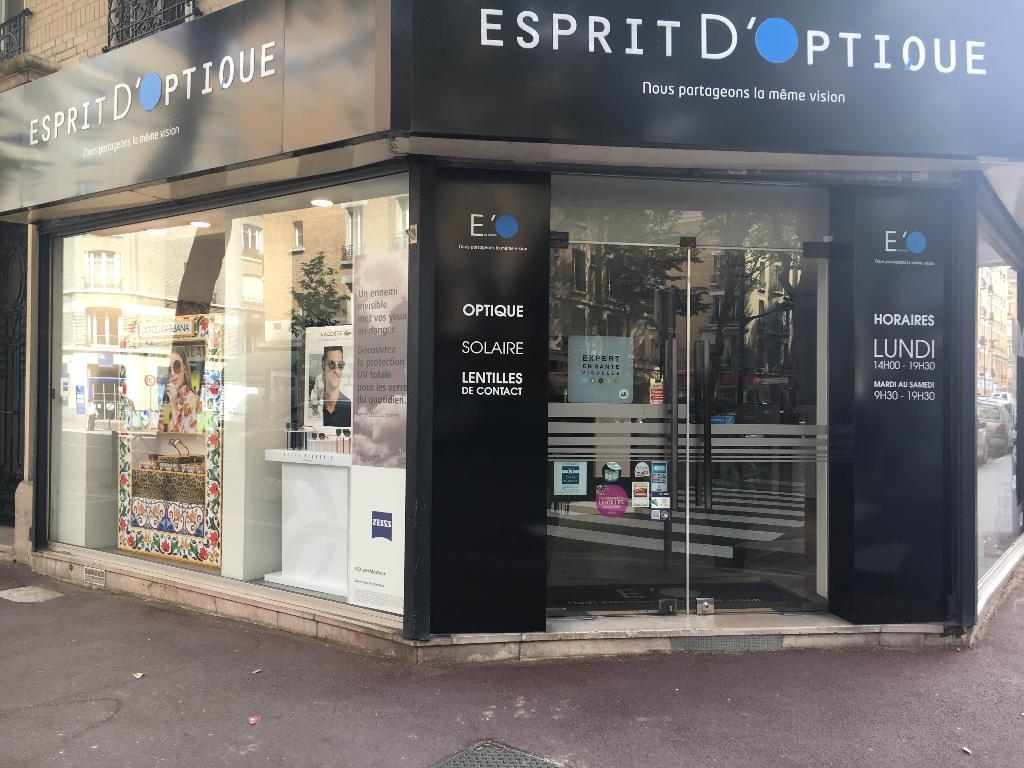 Esprit d Optique - Opticien, 50 boulevard du Général Leclerc 92110 Clichy -  Adresse, Horaire aa45906ba09f
