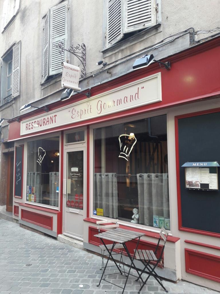 Esprit gourmand restaurant 6 rue cheval blanc 28000 - Horaire piscine chartres ...