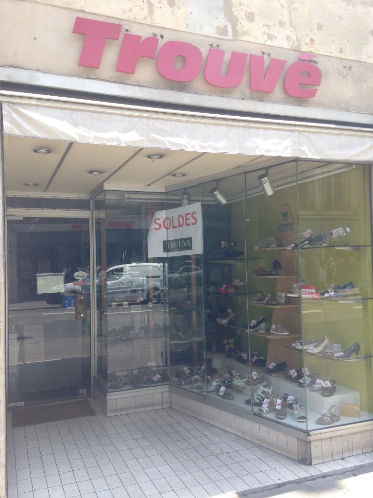 3343cd2cde4e98 Chaussures Trouvé Nancy - Magasin de chaussures (adresse, horaires)