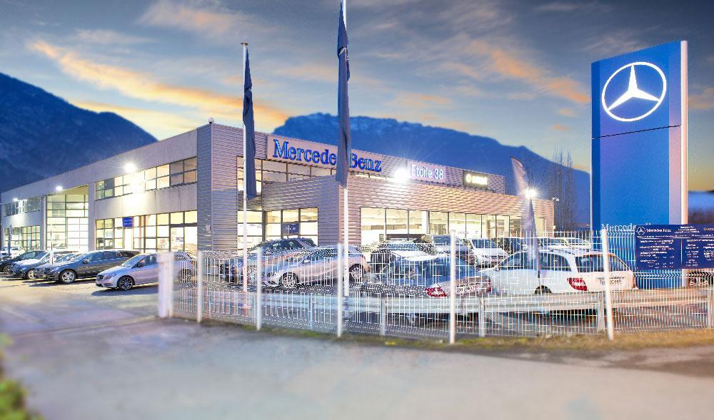 Mercedes benz etoile 38 garage automobile 6 avenue de - Garage des etoiles montigny les cormeilles ...