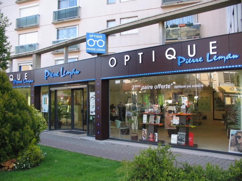 pierre leman opticiens opticien 49 rue grand faubourg. Black Bedroom Furniture Sets. Home Design Ideas