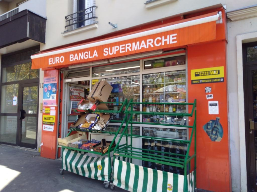 trouver supermarché le plus proche