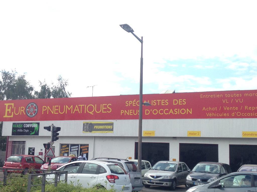 Euro pneumatiques garage automobile 17 avenue lib ration 45000 orl ans adresse horaire - Garage automobile orleans ...