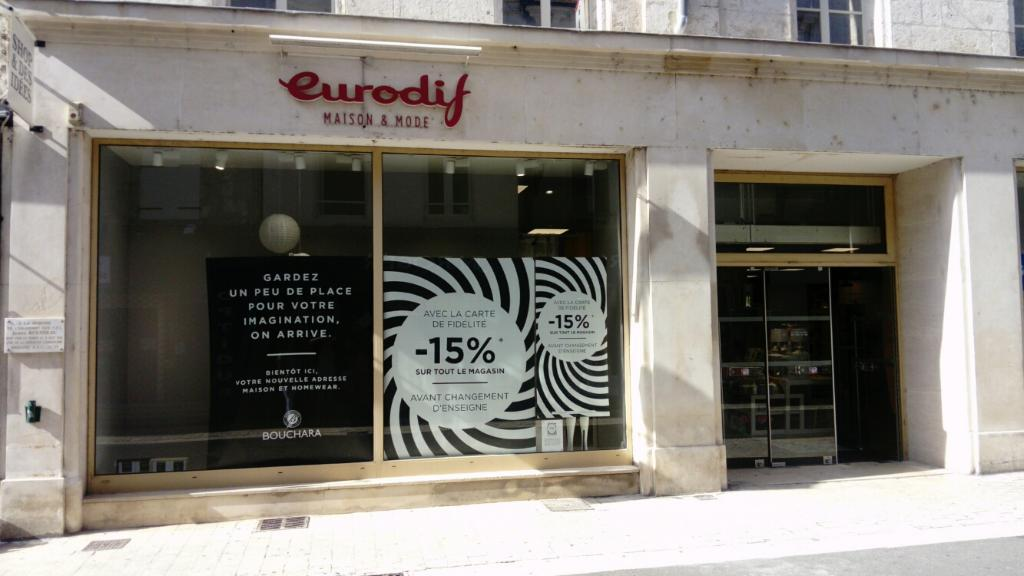 Bouchara Angoulême (adresse, horaires, avis)