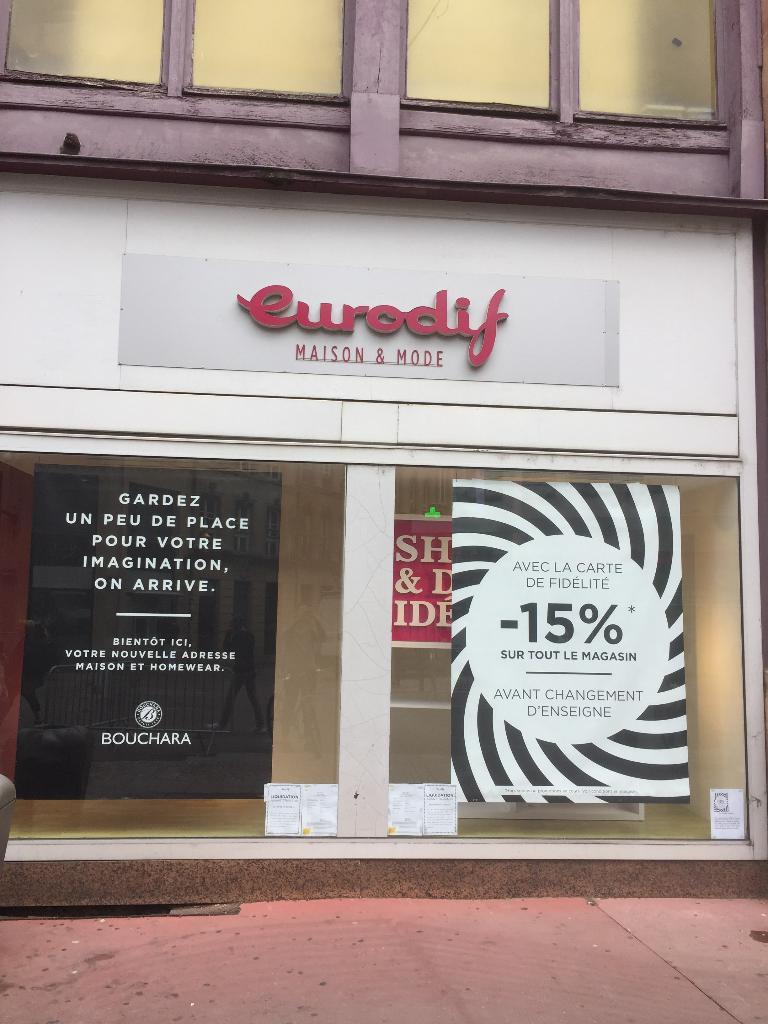 eurodif grand magasin 12 rue petit paris 57000 metz adresse horaire. Black Bedroom Furniture Sets. Home Design Ideas