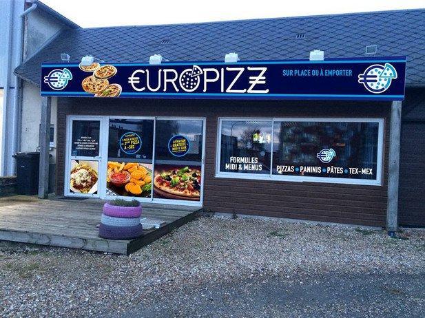 Europizz restaurant 43 bis avenue georges clemenceau 76190 yvetot
