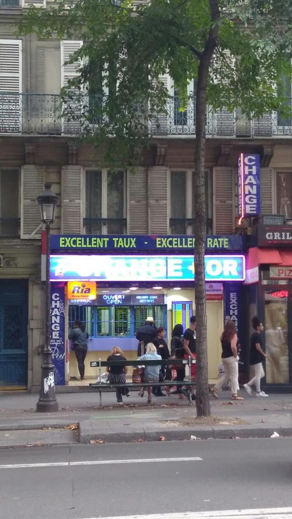 Exact Exchange Bureau De Change 123 Boulevard Magenta 75010 Paris