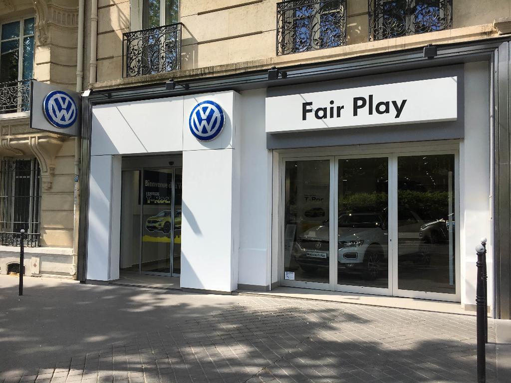 fair play automobiles concessionnaire automobile 88 boulevard pereire 75017 paris adresse. Black Bedroom Furniture Sets. Home Design Ideas