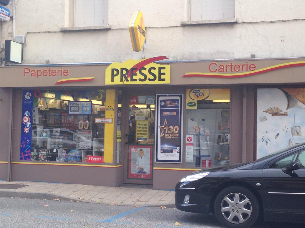 Fanard journaux presse magazines det g rard librairie for Restaurant la talaudiere