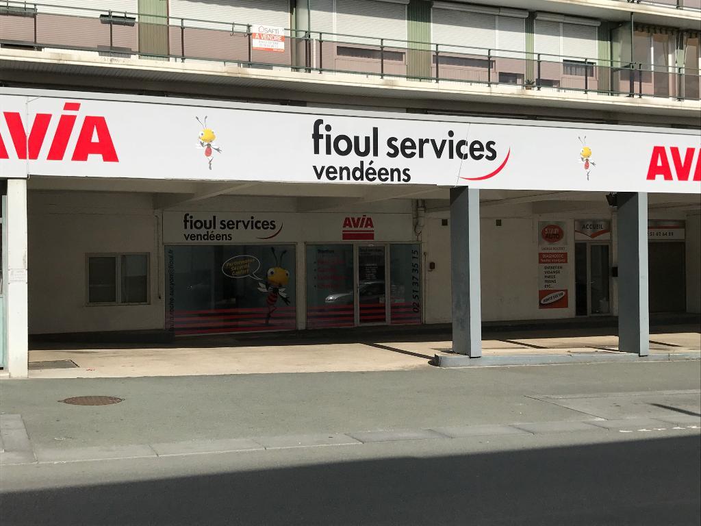 Fioul services vend ens fioul et combustibles 39 rue du for Garage phelippeau la roche sur yon