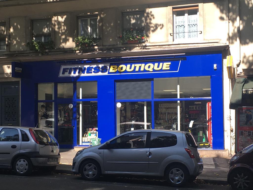 Fitnessboutique 7 Av St Ouen 75017 Paris Magasin De Sport
