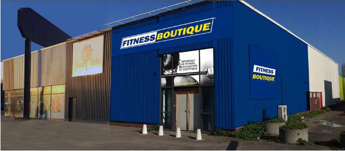 Fitnessboutique 7 Bis Av Hurepoix 91700 Sainte Geneviève Des Bois