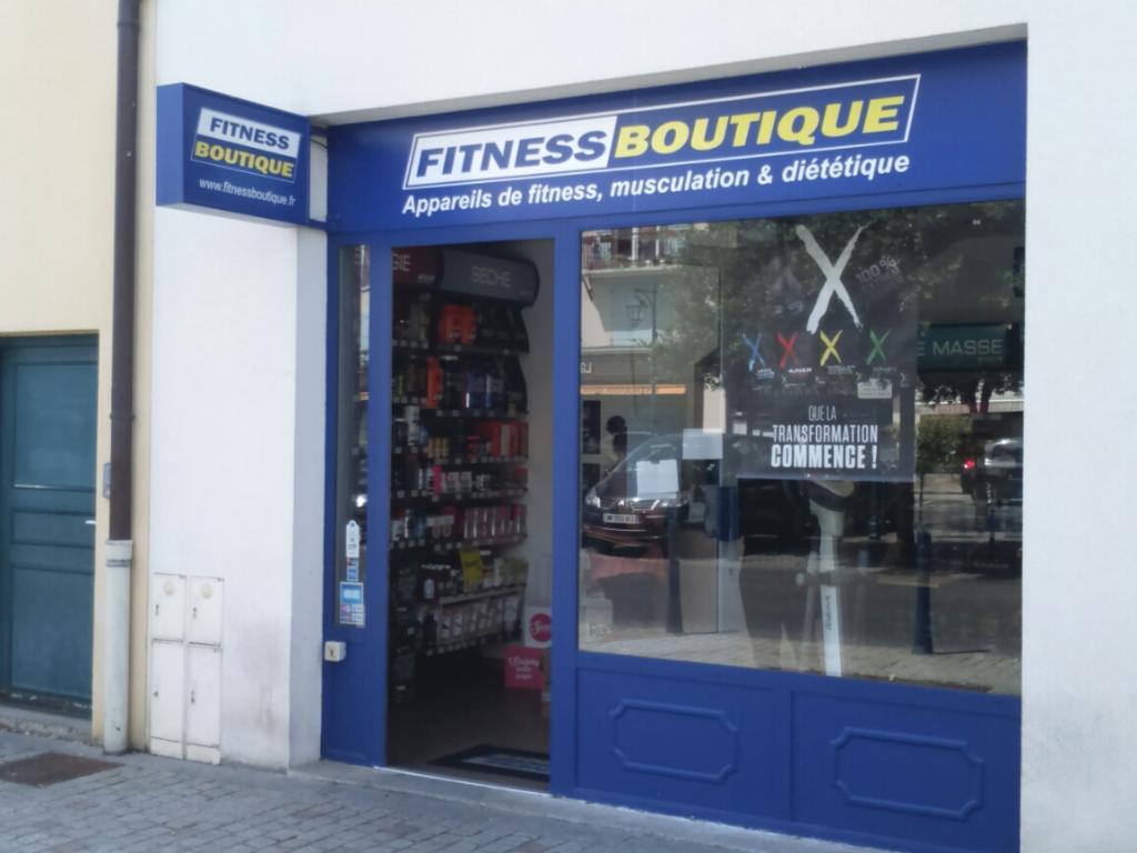 Fitnessboutique 44 Av Plaine Des Sports 95800 Cergy Produits
