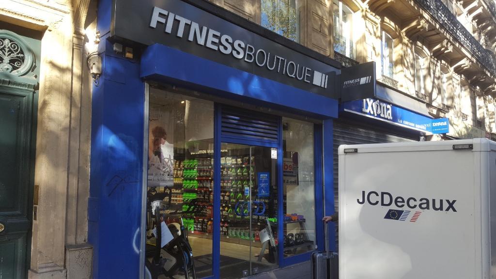 Fitnessboutique France 85 Bd Sébastopol 75002 Paris Supérette