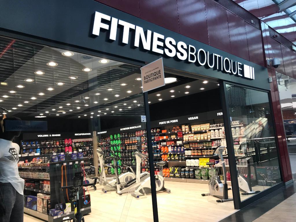 Fitness Boutique 23 R Madeleine Vionnet 93300 Aubervilliers