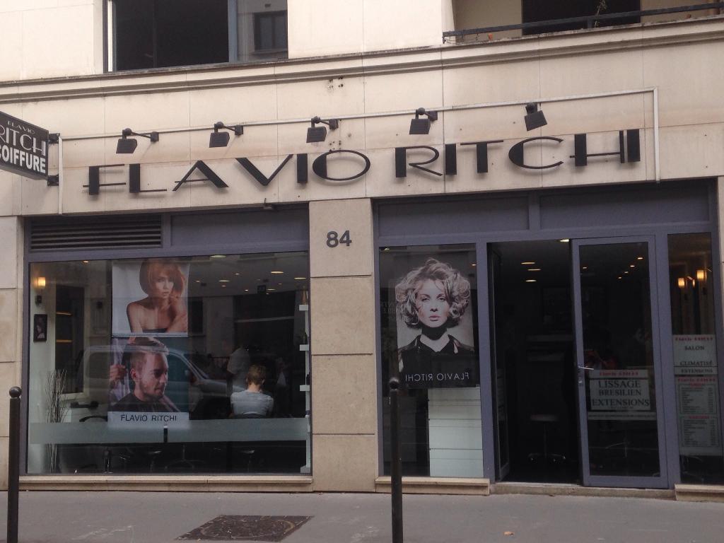 flavio ritchi coiffure coiffeur 84 rue galli ni 92100. Black Bedroom Furniture Sets. Home Design Ideas