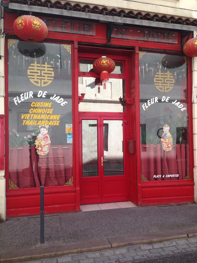 Fleur De Jade - Restaurant, 1 Bis rue Praire 42000 Saint ...