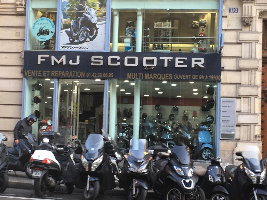 fmj scooter vente et r paration de motos et scooters 35 rue sentier 75002 paris adresse. Black Bedroom Furniture Sets. Home Design Ideas