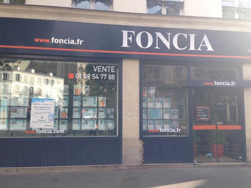 Foncia transaction agence immobili re 27 boulevard for Agence immobiliere 75006