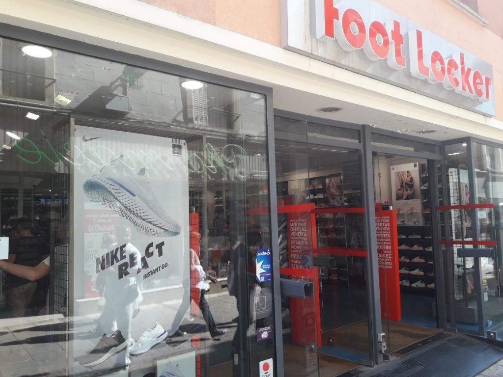 foot locker france magasin de sport 14 rue marceau 28000 chartres adresse horaire. Black Bedroom Furniture Sets. Home Design Ideas