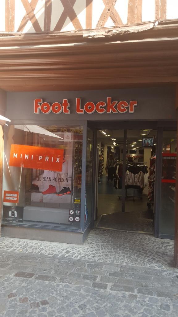 foot locker france magasin de sport 148 rue gros horloge 76000 rouen adresse horaire. Black Bedroom Furniture Sets. Home Design Ideas