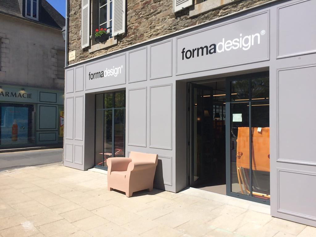 forma design magasin de meubles 9 rue de bellevue 35260 cancale adresse horaire. Black Bedroom Furniture Sets. Home Design Ideas