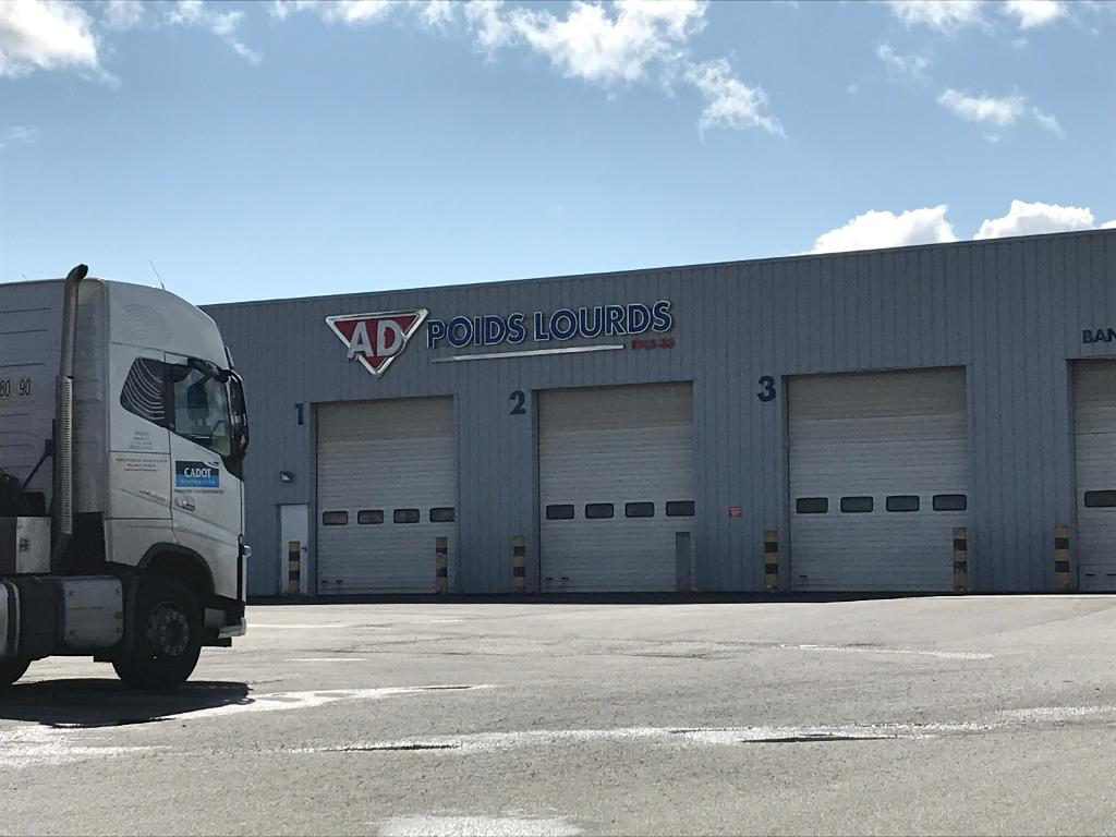 Freinage poids lourds services garage automobile rue de for Garage peugeot chateaugiron