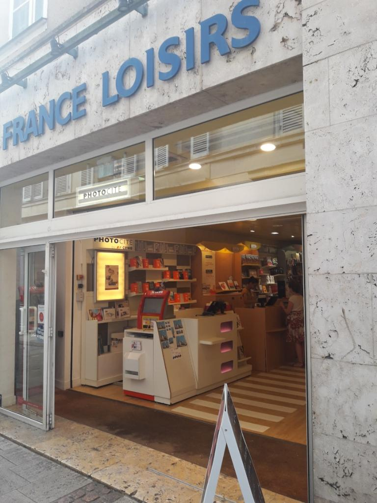catalogue noel 2018 france loisirs France Loisirs   Librairie, 14 rue Noël Ballay 28000 Chartres  catalogue noel 2018 france loisirs