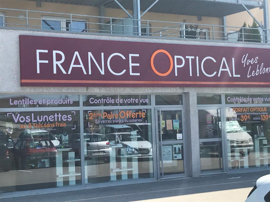 France Optical - Opticien, 6 rue du Collège 25800 Valdahon - Adresse ... 7dcddec08499