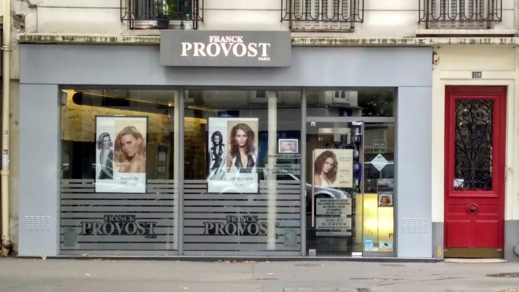 FRANCK PROVOST - Coiffeur 120 avenue de Saint Ouen 75018 Paris - Adresse Horaire
