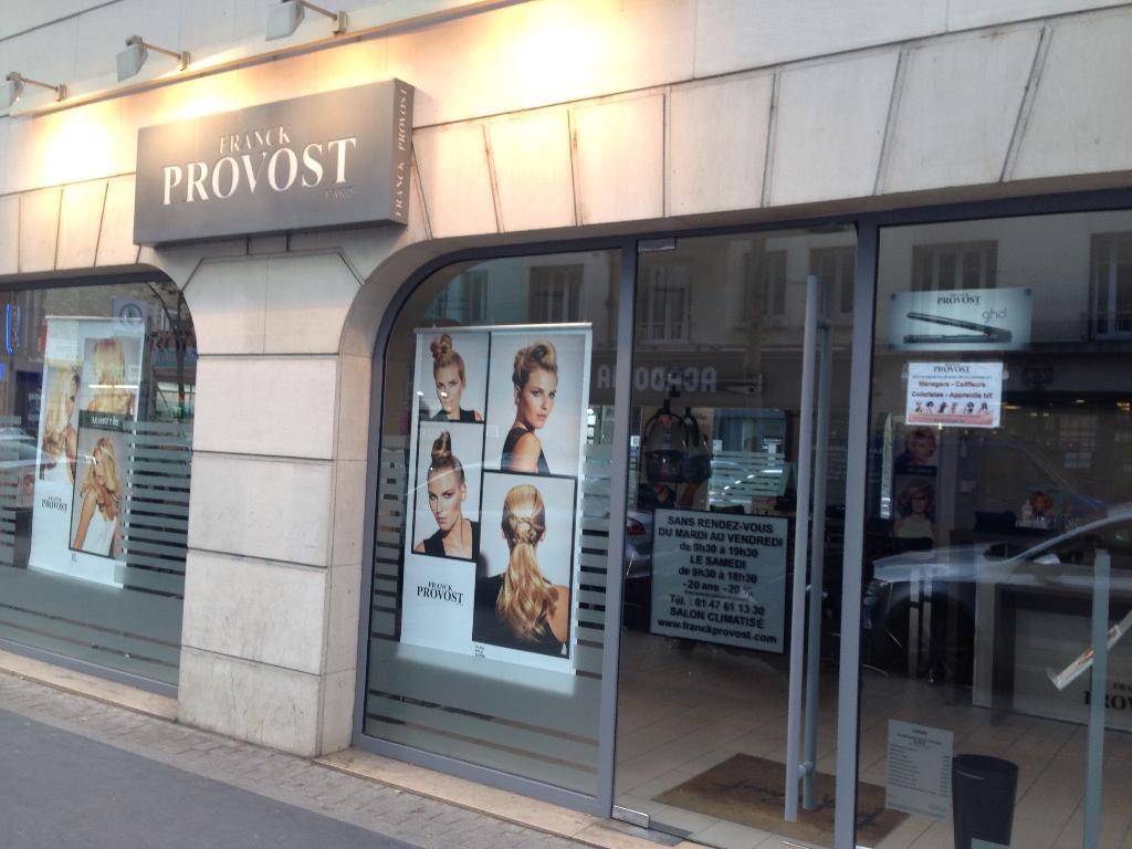 Franck provost coiffeur 252 boulevard jean jaur s 92100 for Salon de coiffure boulogne billancourt
