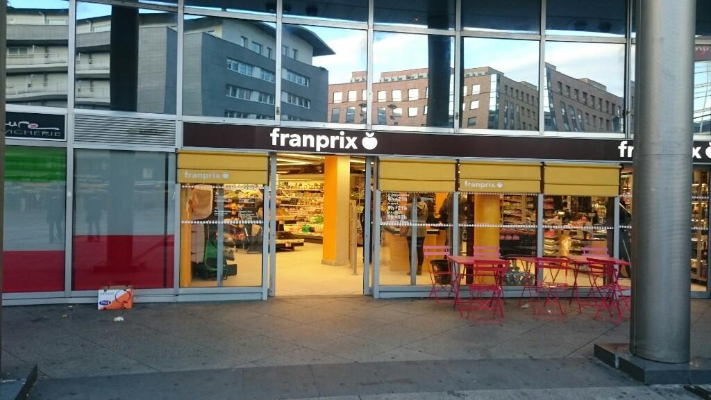 Franprix Nanterre Alimentation G N Rale 12 Esplanade