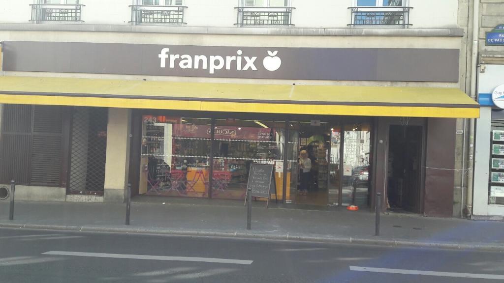 franprix paris supermarch hypermarch 243 rue de vaugirard 75015 paris adresse horaire. Black Bedroom Furniture Sets. Home Design Ideas