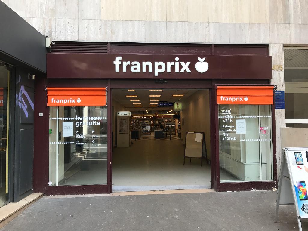 franprix paris supermarch hypermarch 405 rue de. Black Bedroom Furniture Sets. Home Design Ideas