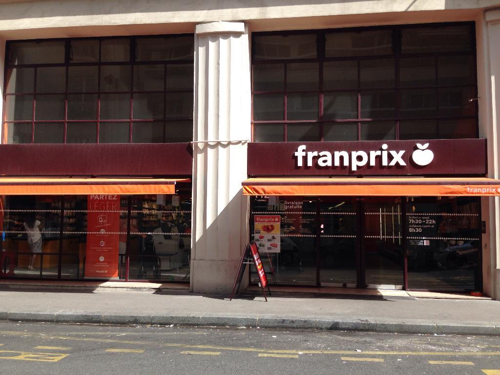 Franprix Paris - Supermarché, hypermarché, 112 rue Cardinet 75017 ...