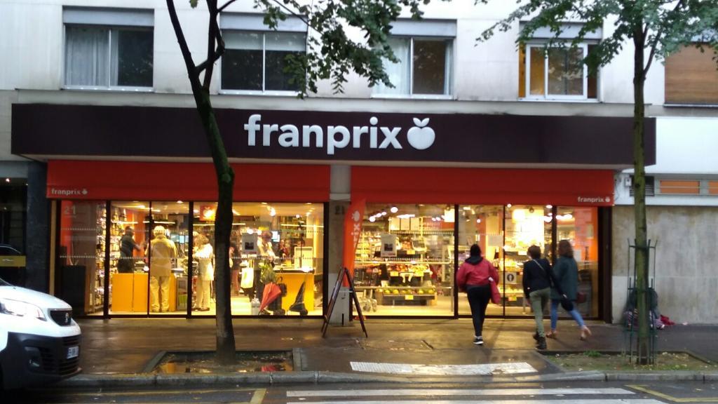 franprix paris supermarch hypermarch 21 rue sarrette 75014 paris adresse horaire. Black Bedroom Furniture Sets. Home Design Ideas