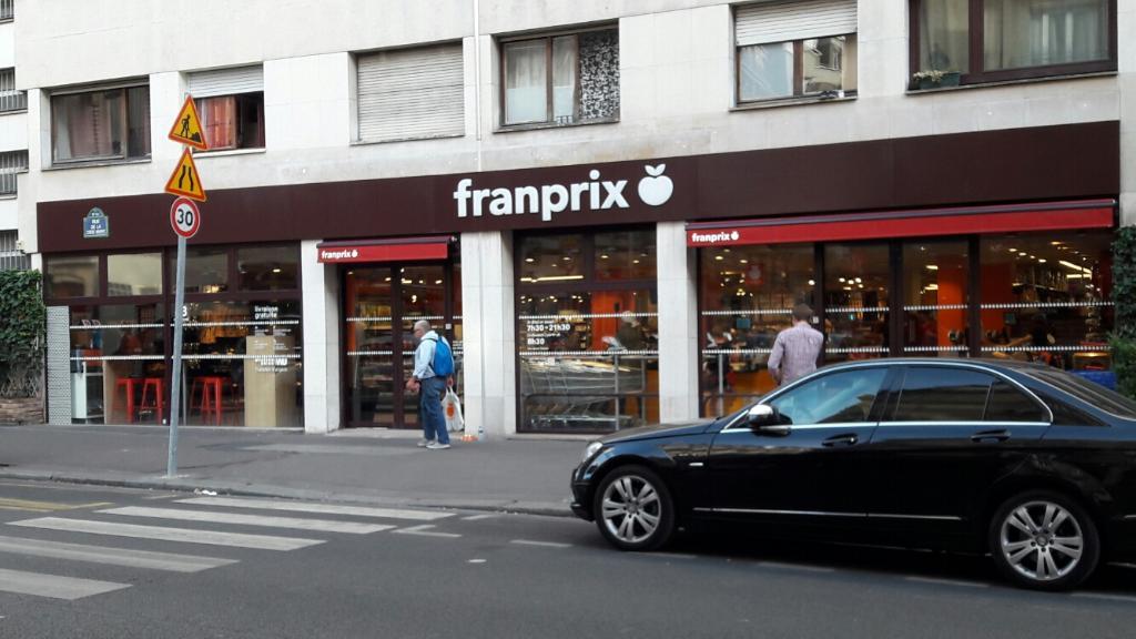 franprix supermarch hypermarch 65 rue de la croix nivert 75015 paris adresse horaire. Black Bedroom Furniture Sets. Home Design Ideas