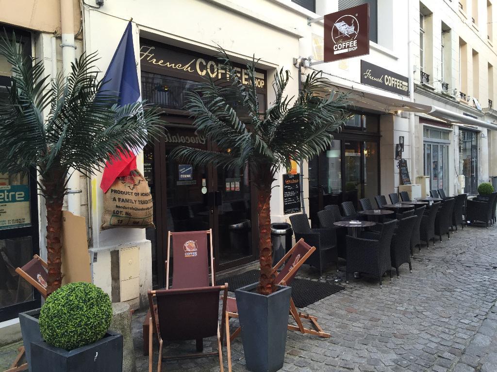 French Coffee Rouen - Salon de thé, 16 rue Thouret 76000 Rouen ...