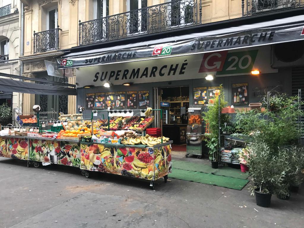 G20 supermarch hypermarch 6 boulevard saint denis - Carrefour porte de montreuil horaires ...