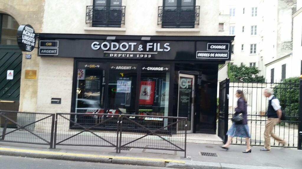 Godot et Fils Bijoux anciens et doccasion 55 rue de la Pompe