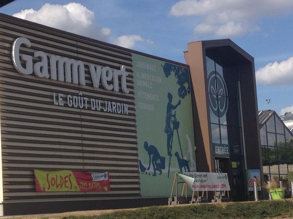Gamm Vert - Jardinerie, route de Valenciennes 59530 Le Quesnoy ...