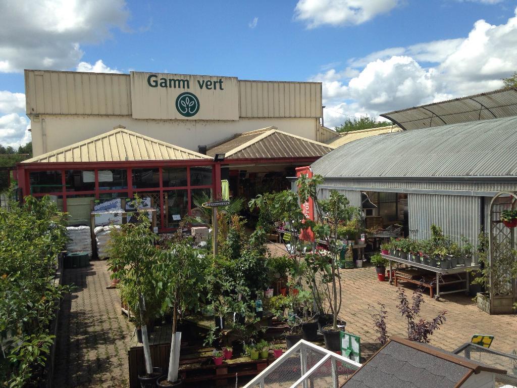 Gamm Vert, 23 r Guidon, 71500 Louhans - Animaleries (adresse ...